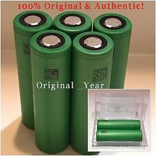 4 Sony Vtc4 18650 30a 3.6v High Drain Rechargeable Battery Case