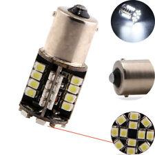 1156 BA15S P21W SMD 44 LED bombilla luz freno lámparas coche Canbus Blanco12V ES