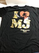 Michael Jackson The Immortal World Tour Cirque Du Soleil T Shirt XXL