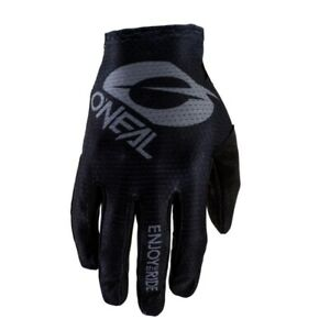 Oneal 2021 Matrix Gloves - Stacked Black 0391-3