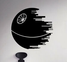 Star Wars Wall Vinyl Decal Death Star Sticker Removable Home Art Decor 27(nse)