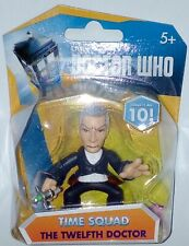 Doctor Who Time Squad Twelfth Doctor, Clara Oswald, Pyrovile, Scarecrow Figures