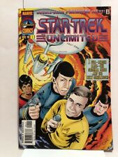 STAR TREK UNLIMITED #1 (1996, Marvel) MINT! UNREAD!