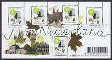 NVPH nr.2565 blok Mooi Nederland (32) 'Sneek' 2008 postfris (MNH)