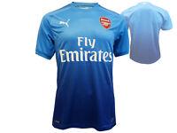 Puma Arsenal London Trikot blau Fußball AFC Away Jersey Gunners Fanartikel S-XXL