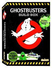 Ghostbusters Build Box - Paper Model Kit