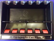 Pub Style CUE RACK for 6 Cues FROM ***SUPERPOOL***