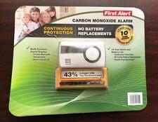 F5 FIRST ALERT CARBON MONOXIDE ALARM 832151