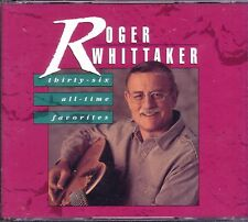 ROGER WHITTAKER  All Time Favorites 3CD Classic 60s 70s LAST FAREWELL Rare