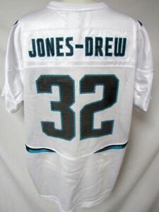 Jacksonville Jaguars Womens 2XL Screened Maurice Jones-Drew #32 Jersey A1 2518