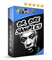 Dr. Dre Drum Samples Rap MPC FL Studio 808 Sounds Eminem Reason Cubase Abelton