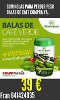 MARITA GREEN BALAS DE CAFE GOMINOLAS MARITA GREEN CON SABOR A UVA ADELGAZA YA