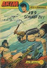 AKIM-héros de la jungle 31 (z1-2 st, sz), Lehning