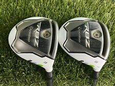 Taylormade Rocketballz Fairway Wood Set 3 & 5 15* 19* Matrix Regular Mens RH