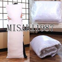 Anime Dakimakura Hugging Body Pillow Inner Cushion PP Cotton Stuffing 150x50cm