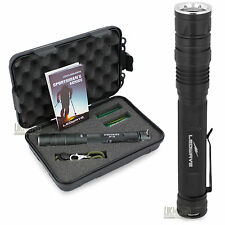 Ledwave SP-26 Sportsman's Tactical Police Hunting Airsoft LED Torch Flashlight