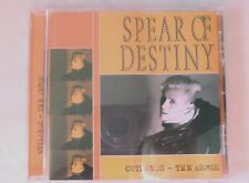 61010 Spear Of Destiny Outlands - The Demos [NEW] CD (2006)
