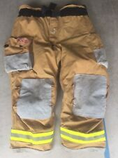 Firefighter Turnout Bunker Pants Globe 52x32 G Extreme 2007 Halloween Costume