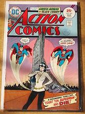ACTION COMICS #445 FN- (5.5) DC SUPERMAN MARCH 1975