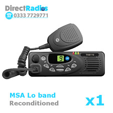 TAIT TM8110 VHF Lo Band 66-88 MHZ - MSA lo band - Mobile Two Way Radio