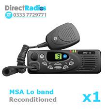 TAIT TM8110 VHF Lo Band 66-88 MHZ - MSA lo band - Mobile Two Way Radio