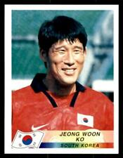 Panini France 98 (Danone) – South Korea Ko Jeong Woon
