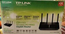 TP-Link Archer AC3150 Wireless MU-MIMO Gigabit Router Archer C3150 Version 1