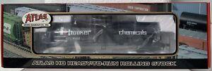 Atlas Hooker Chemicals (black) ACFX 17,360 Gallon Tank Car NEW