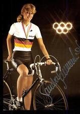 Sandra Schumacher Autogrammkarte 80er Jahre Original Signiert  +95338 + A 76033