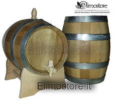 Artisanat/Fût /tonneau/tonneaux de 5 litres Chêne Neuf Fûts de vin