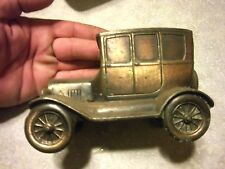Antique Brass Model T Ford Bank Federal Savings & Loan Association Oregon Look