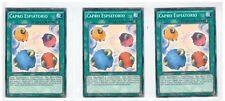 Yu-Gi-Oh 3x Capro Espiatorio MIL1-IT019 Comune Ita