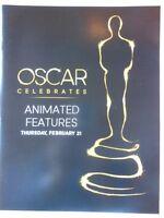 OSCAR CELEBRATES ANIMATED FEATURES NOMINATED 2013 ACADEMY AWARDS