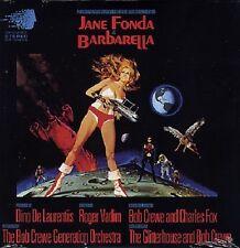 Barbarella ORIGINAL MOVIE SOUNDTRACK Jane Fonda NEW SEALED VINYL LP