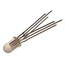 RGB LED 8mm LF79WAEMBGMBW Kingbright 6-Pin LEDs 4Chip FULL COLOR 067691