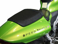 TRIUMPH SPEED TRIPLE 2001-2004  TRIBOSEAT ANTI-GLISSE HOUSSE DE SELLE PASSAGER
