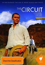 The Circuit - Series 2 NEW R4 DVD