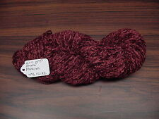 Rayon Chenille Yarn 600 Ypp 1 Skein, 4 oz.150 Yards Color Paprika.