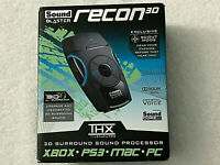 Creative Sound Blaster Recon3D THX USB External Sound Enhancer f PC MAC PS3 XBOX