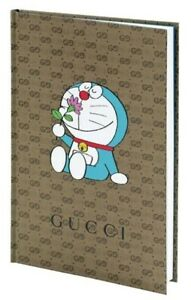 Gucci × Doraemon Collaboration Notebook Japan Limited Edition New From Japan