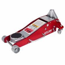 3 Ton Arcan Car Floor Jack Aluminum Steel Low Profile Quick Pump Lifting, NO TAX