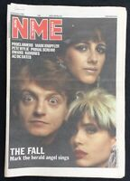 NME 31 October 1987 Fall Cover Proclaimers Primal Scream Ramones Swans