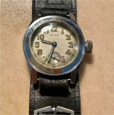 SEIKO Military Vintage Manual Watch Japan Army Before WW2 Rare Authentic