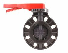 """PVC Butterfly valve 4"""" - EPDM Seals - Sanipro"""