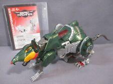 Transformers Beast Machines RATTRAP 100% complete C9 shape! 2000