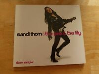 Sandi Thom - Pink and the Lily - Album Sampler - CD