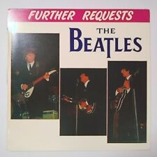 """BEATLES Further Requests EP 4 Songs GEPO70015 7"""" 45rpm Vinyl VG++ PS"""