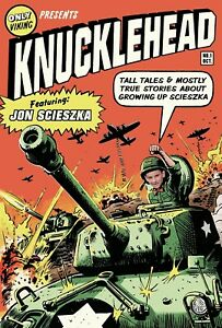 Knucklehead Tall Tales Almost True Stories about Growing up Scieszka Paperback