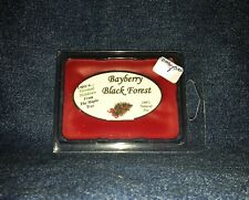 *NEW* Hand Poured Scented Soy Candles Tarts & Votives - Bayberry Black Forest