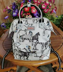 Cath kidston horse theme rucksack, used condition